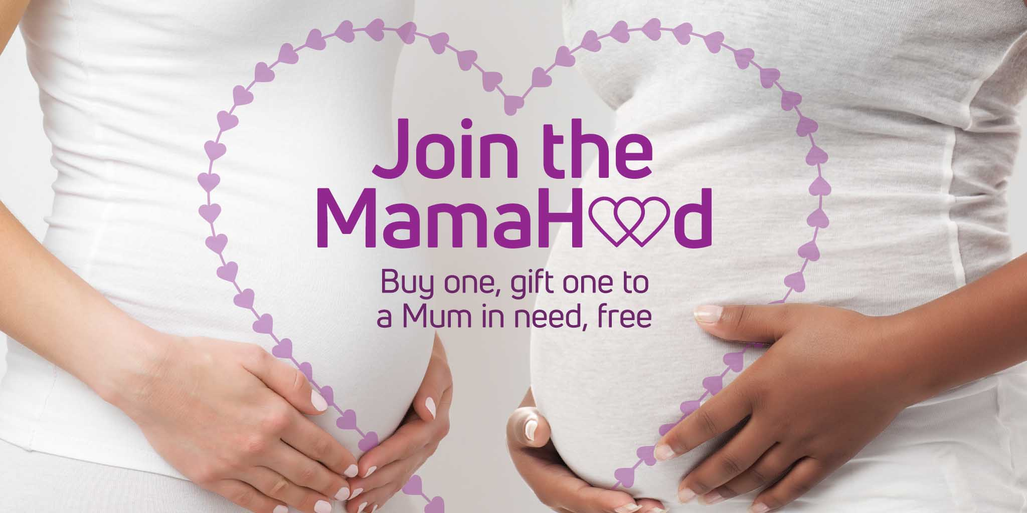 Join the Mamahood